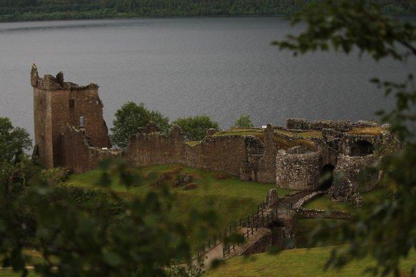 castillo de urquhart.