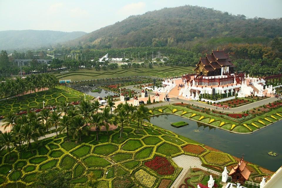 Visitar el norte de Tailandia